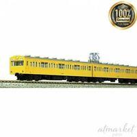 KATO N gauge Sobu Kanko Line Color 101 series 10-255 Basic 6-car set train JAPAN