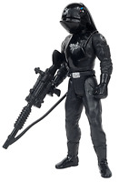 Star Wars Power of The Force Death Star Gunner Action Figure