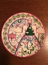 RARE JIM SHORE Certified International ANGELS FOUR SEASONS Christmas Holiday