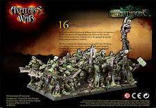 Avatars of War: Corrupters of the Apocalypse GW - AOWpl03 -Warhammer Character
