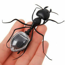 Novelty Solar Powered Walking Ant Children Funny Insect Educational Toy Gift Toy