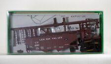 Bowser HO Scale 55 Ton Fishbelly Hopper Kit - Lehigh Valley 25401