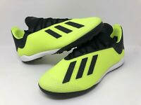 Adidas Men's X Tango 18.3 Turf TF Soccer Shoes (Solar Yellow) DB2475* Size 11