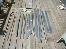 1956 ? Ford station wagon country squire   Trim Mouldings Stainless  sedan