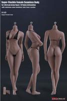 1/6 TBLeague Female Seamless Body Suntan Large Bust S12D w/Steel Skeleton Phicen