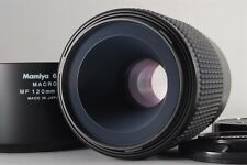 2601#GC Mamiya 645 Macro MF 120mm f/4 Lens For 645AF Excellent+++