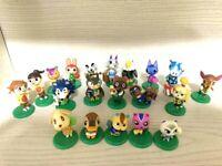 Animal Crossing Choco Egg Full Complete 20set secret Mini Figures Furuta