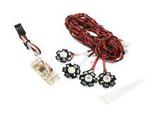 Drone Navigation LED Light System by Quanum Night Flying Quadcopter orangeRX -uk