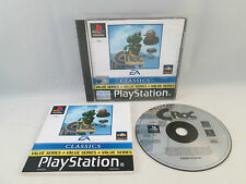 Sony Playstation PS1 PSX - Croc Legend of the Gobbos