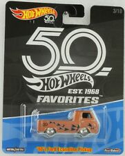 1 64 Hot Wheels 50th aniversario favoritos Real Riders set 5 Pzs.