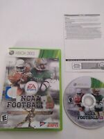 NCAA Football 13 2013 Xbox 360 Complete CIB NCAAF Rare College Video Game Tested