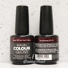 Artistic Colour Gloss - INTOXICATING #03119 FALL 2013 UV Gel Nail Design Polish