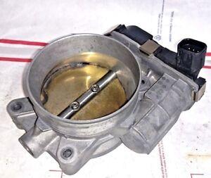 06-11 CADILLAC STS XLR SRX V8 4.6 Throttle Body Valve Assembly 12602800 low mile