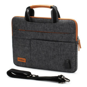 Anmarco Sleeping Koala 14 Inch15 Inch Laptop Shoulder Messenger Bag Crossbody Briefcase Messenger Sleeve for 14 Inch to 15.4 Inch Laptop