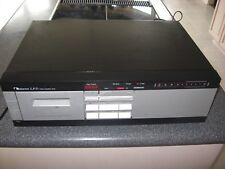 BEAUTIFUL! VINTAGE! NAKAMICHI LX-3 AUDIOPHILE CASSETTE DECK ORIGINAL OWNER WOW