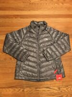 The North Face Women's Flare Down Puffer Jacket Mid Grey Size Small