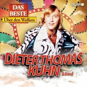 Dieter Thomas Kuhn - Das Beste Über den Wolken 2 CD-40 Titel-2017 - Neu in OVP