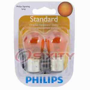 Philips Parking Light Bulb for Geo Tracker 1989-1997 Electrical Lighting ou