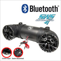 """Audiopipe 8"""" ATV Off Road Sound System with Bluetooth 350W Max ( ATVP-3500BT )"""