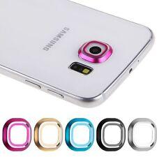 x1 Protector Aro Metal Funda Lente De La Camara Para Samsung Galaxy S6 Edge Plus