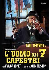 L'UOMO DAI SETTE CAPESTRI  RESTAURATO IN HD   DVD