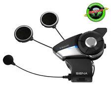 Sena 20S Evo Single Pack Bluetooth Motorcycle Intercom - Latest Version UK Stock