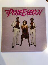 Pure Energy - Prism Records - Vinyl Record Album
