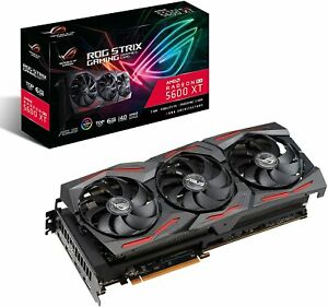ASUS ROG Strix AMD Radeon RX 5600 XT TOP Edition ROG-STRIX-RX5600XT-T6G-GAMING