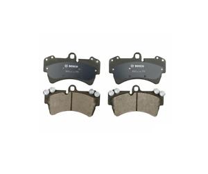 For Porsche Boxster 97-04 Front Disc Brake Pad Set Bosch Blue 986 351 939 15