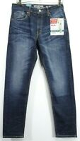 New Signature By Levi Strauss Mens S47 Taper Flex Stretch Denim Jeans 30 x 32