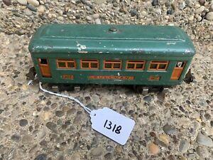 Lionel Lines prewar 607 Pullman Car