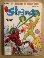 STRANGE - ALBUM N°72 (T215 - T216 - T217)
