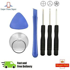 Screen Replacement Tool Kit & Screwdriver Set For iPhone 5 6 6S 7 8 X Plus Tools