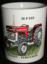 BN Massey Ferguson 165 MF Vintage Tractor Gift Mug Stoneware Mug