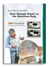 Basic Damage Repair on the Aluminum Body (DVD) / body work