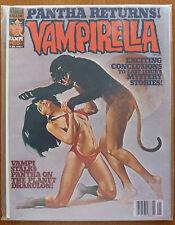 VAMPIRELLA..VOL.1 #66..JOSE GONZALEZ..WARREN 1978 1ST PRINT..CENTS..VFN..PANTHA