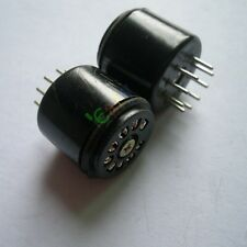 50PCS 9PIN vaccum TUBE SOCKETS SAVER FOR 12AX7 12AU7 ECC82 ECC83 audio amps DIY