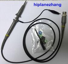 Oscilloscope Scope Passive Clip Probe 100mhz 1x 10x 200v 600v P6100