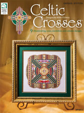 Celtic Crosses Cross Stitch Chart Pattern Booklet 9 Designs