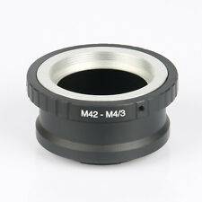 Lens Adapter Ring M42-M4/3 For Takumar M42 Lens and Micro 4/3 M4/3 Mount
