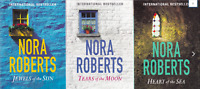 NORA ROBERTS _____ 3 BOOK SET GALLAGHERS TRILOGY _____ BRAND NEW  ___FREEPOST