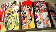 Yowamushi Pedal Vol 1 2 3 4 | Wataru Watanabe Manga Yen Press | BRAND NEW