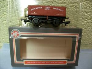 7-Plank Wagon & Load 'Doncaster Infirmary' By Dapol 00 Boxed Special Ltd Edition