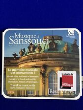 NEW SEALED Musique a Sanssouci (2016) 2CD At the Court of Frederik the Great