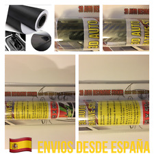 Adhesivo Vinilo 3D Rollo Fibra De Carbono Pegatina 35x50 CM