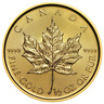 2018 $20 Gold Canadian Maple Leaf .9999 1/2 oz Brilliant Uncirculated