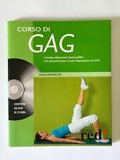 Corso di GAG libro con DVD di 70 minuti - Nina Wrinkler
