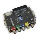 RGBench multi-input analog video analysis test bench by Qwertymodo