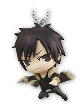 Durarara!! Izaya Action Mascot Key Chain NEW