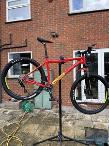 "Voodoo hoodoo  Hard tail mountain bike 20"" Frame Great Cond. Hydraulic Brakes."